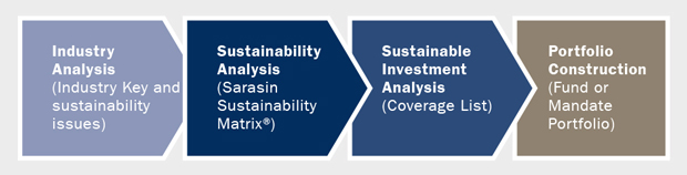 sustainable investment process